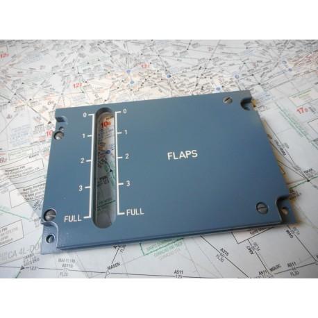 Flaps/Volets Panel