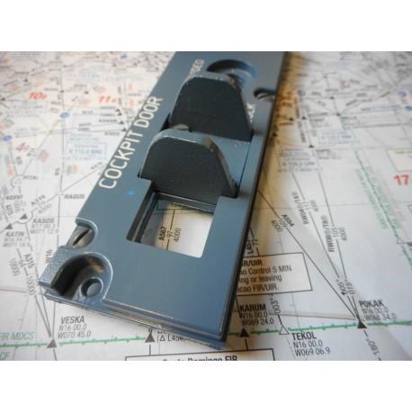 Cockpit Door Panel