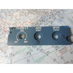 Acp audio control panel a320 - Homecockpits fr