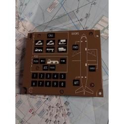 B737 GSX/P3D/FSX Utility Panel
