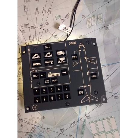 UTILITY PANEL pour GSX/P3D/FSX B737