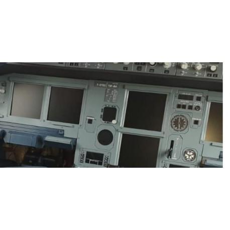 Panneaux MIP A 320 Coté Pilote