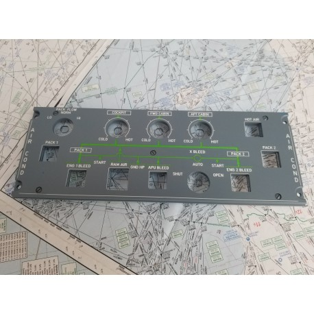 Panel Air Cond