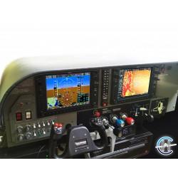 C 172 Dashboard G1000 desktop