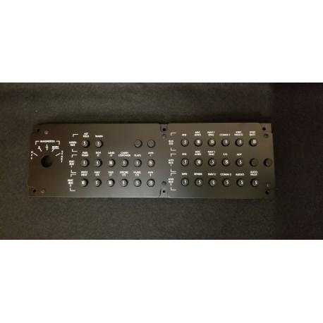 C172 breakers panel