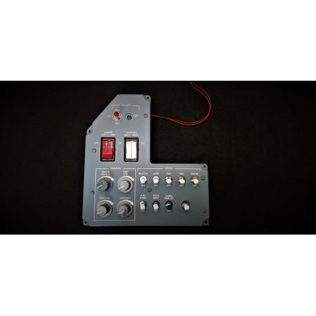 Switching panel C172